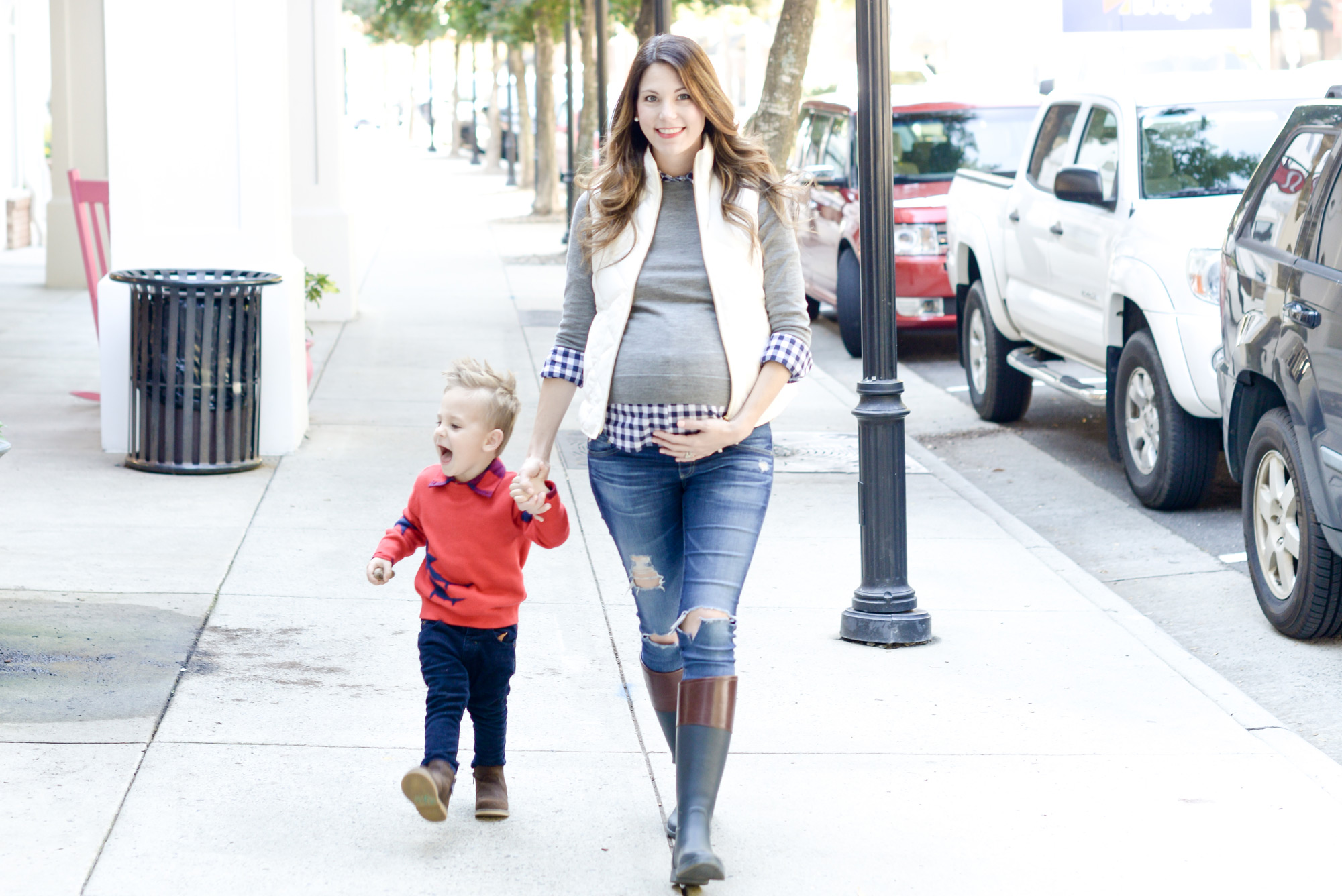 Dressing up the bump! My favorite Fall styles!