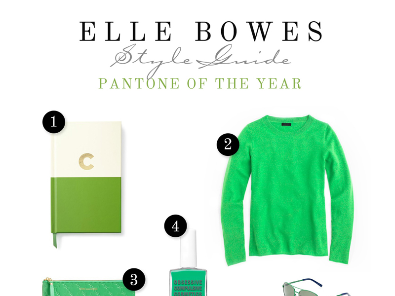 Pantone of the Year | By Lifestyle blogger Elle Bowes