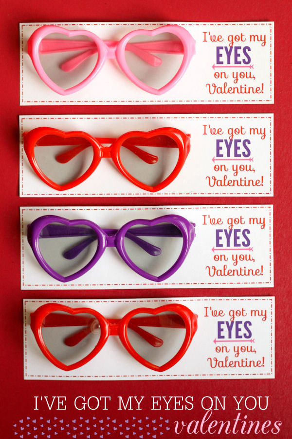 Glasses | Lifestyle blogger Elle Bowes shares Valentine's Day ideas for kids.