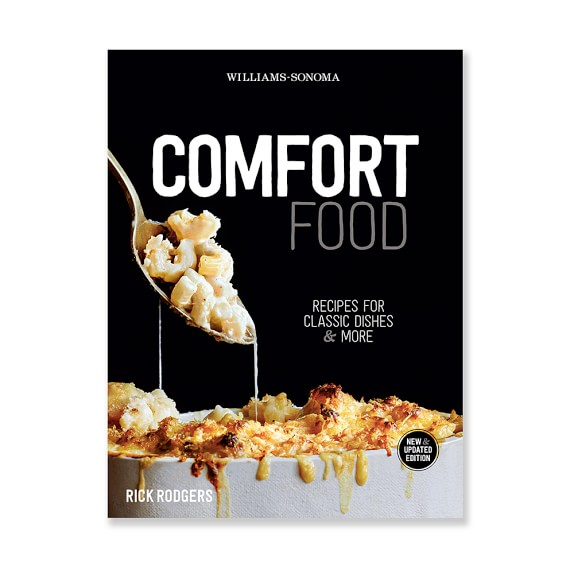 Williams-Sonoma Comfort Food Cookbook | Lifestyle blogger Elle Bowes | White kitchen decor ideas