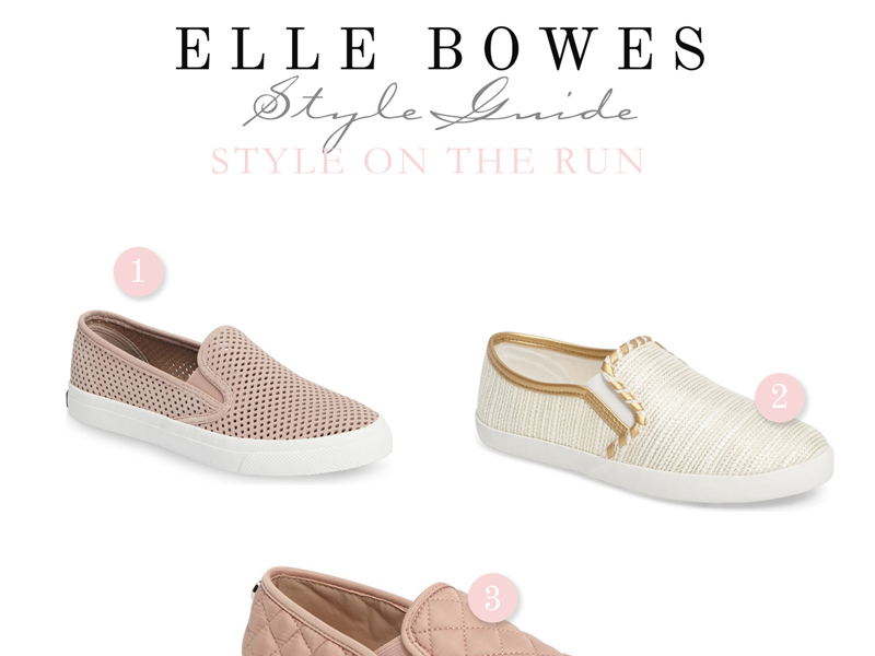 Style On The Run | By Lifestyle blogger Elle Bowes
