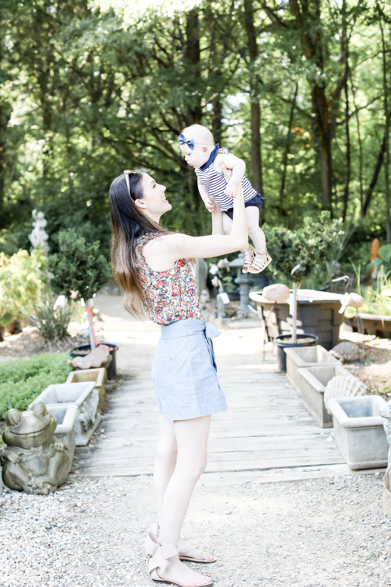baby gold gladiator shoes | Lifestyle blogger Elle Bowes shares her favorite jcrew new arrivals