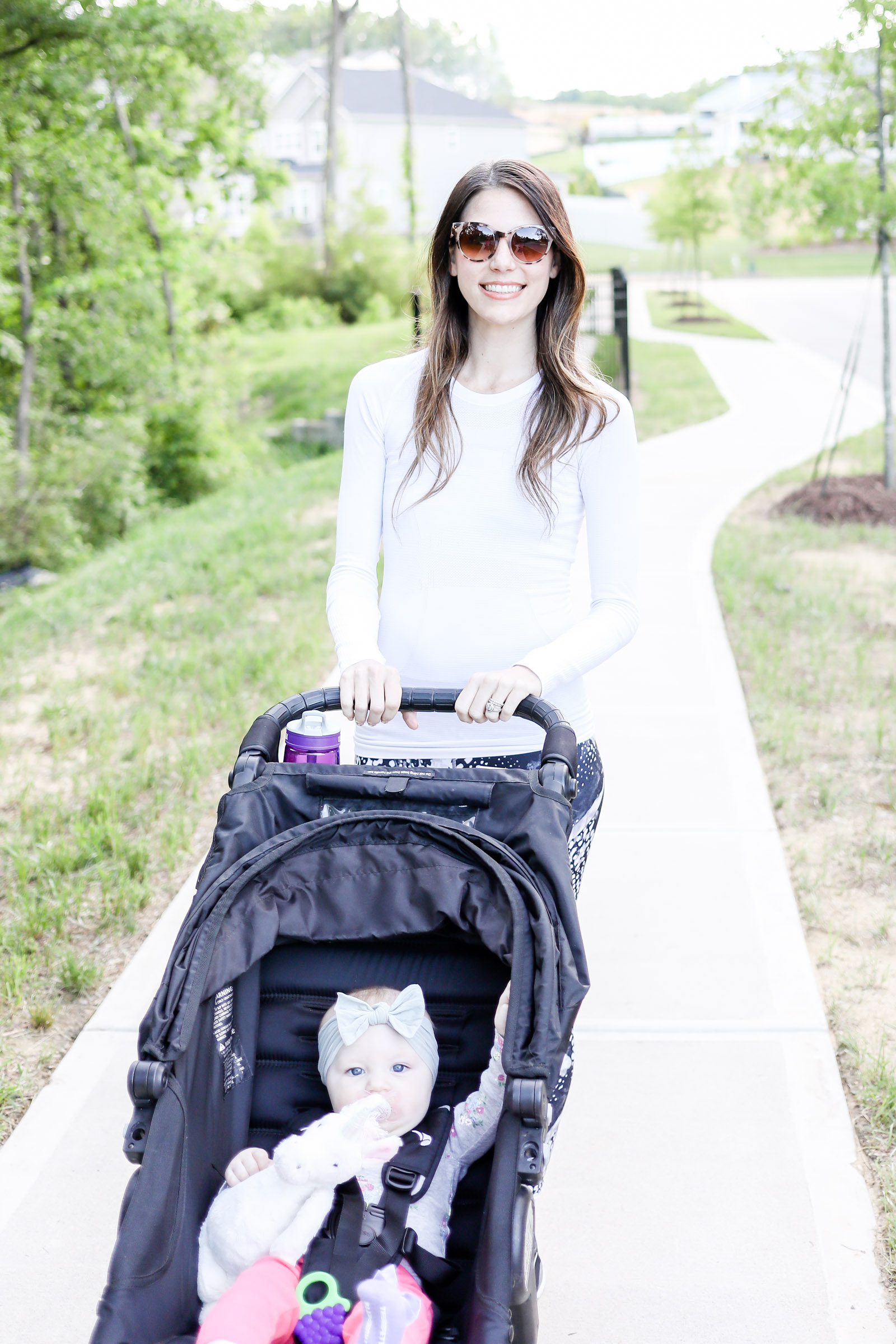 best stroller accessories | best baby stroller | must have baby accessories for on the go | every day joie by elle bowes