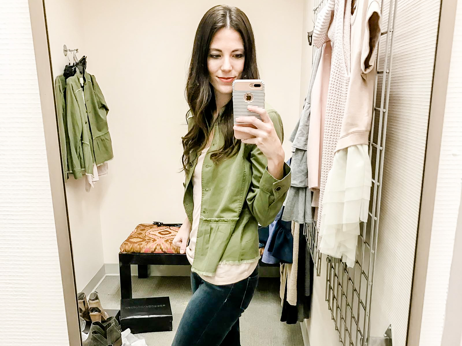 nordstrom sale   Nordstrom look   outfit ideas from Nordstrom   every day joie by elle bowes