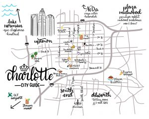 Charlotte Uptown Getaway | The Best Food and Fun in Charlotte!
