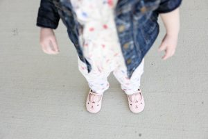 Dressing Ryann Whitney | Spring Wardrobe for Little Girls